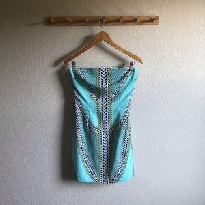 Mara Hoffman Strapless Dress